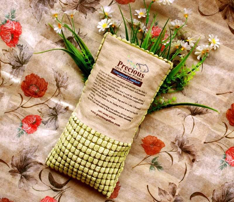 herbal pillow - gift ideas for babies and kids