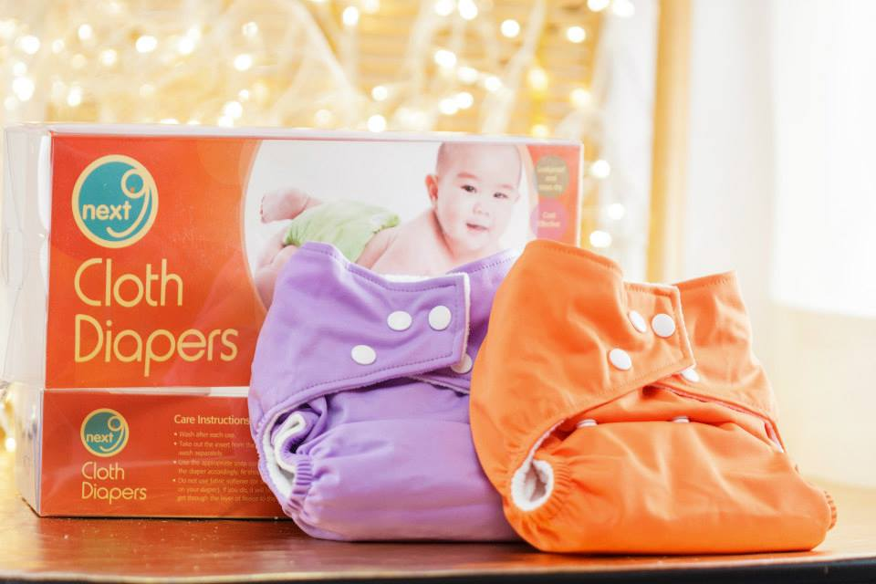 cloth diaper - gift ideas for babies and kids