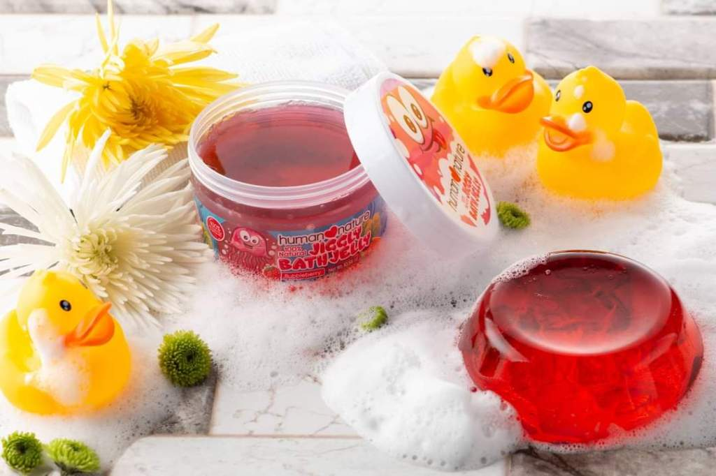 playful bath jelly - gift ideas for babies and kids